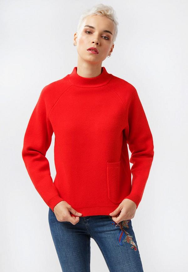 Свитер Finn Flare Finn Flare MP002XW0RFY2 блузка женская finn flare цвет красный b18 32071 317 размер xl 50