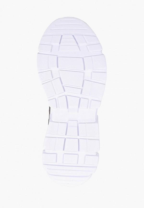 Фото 5 - Женские кроссовки Pierre Cardin серого цвета