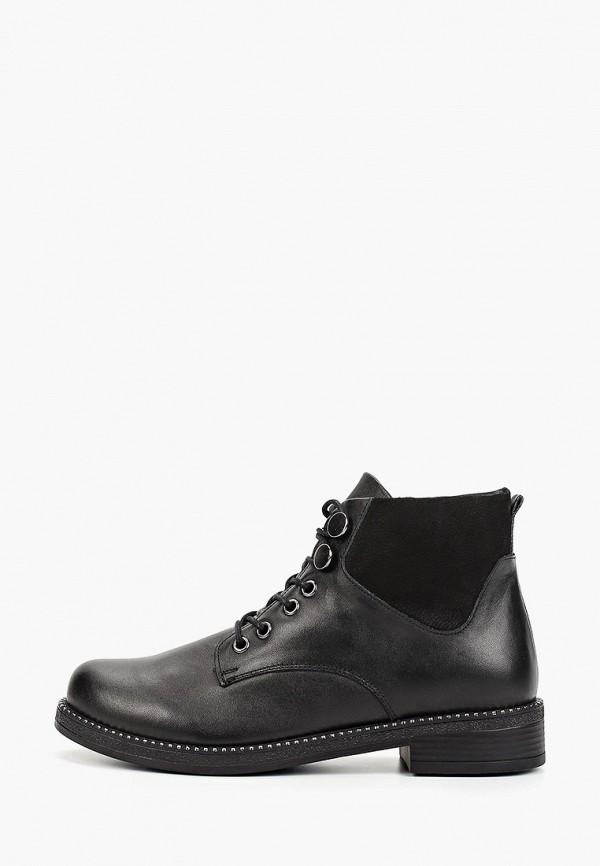 Фото - Женские ботинки и полуботинки Alessio Nesca черного цвета