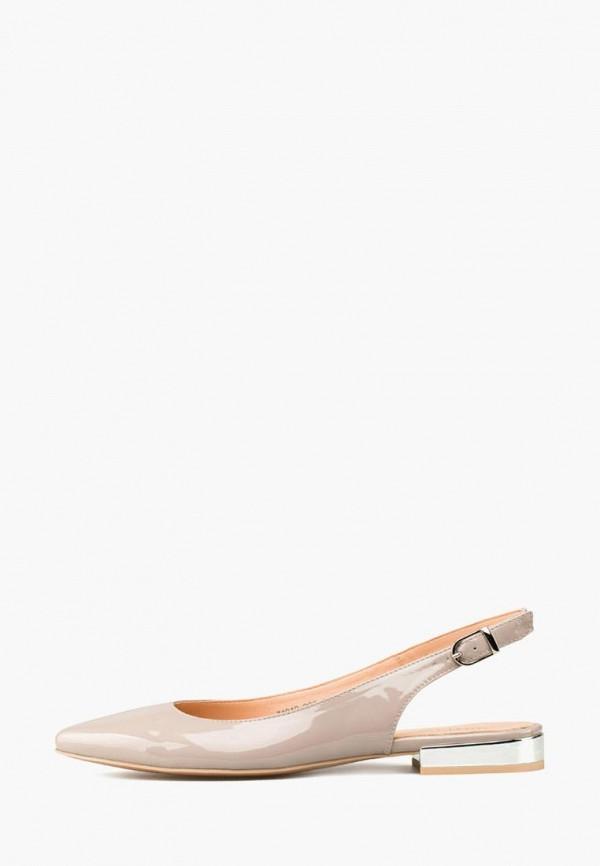 женские туфли giotto, серые