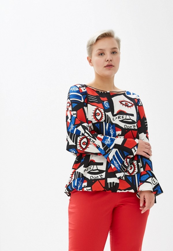 Блуза Lovecode Lovecode MP002XW0RGT4 блуза lovecode lovecode mp002xw1ik3n