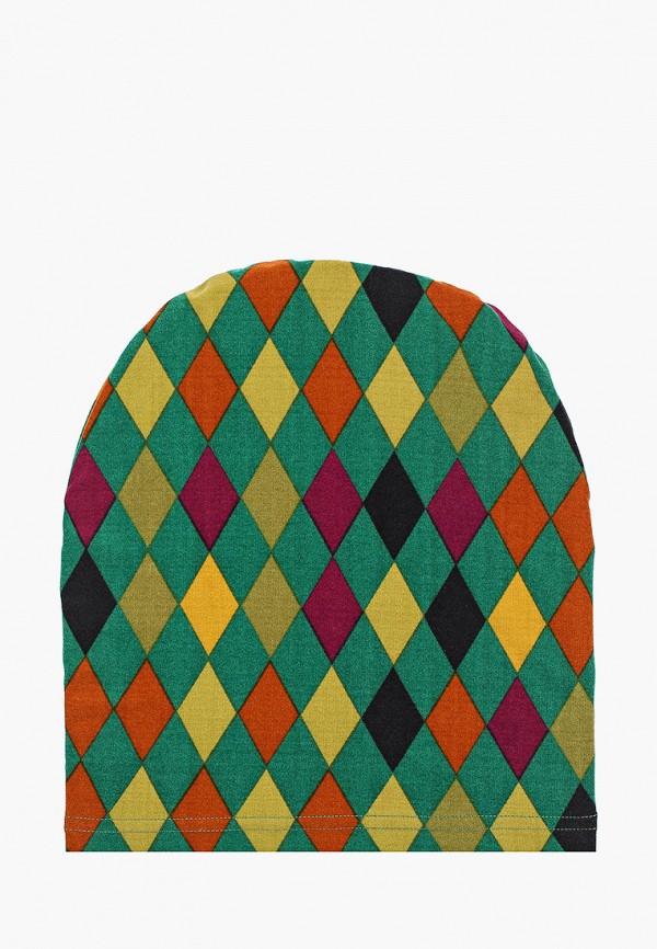 Фото - Женскую шапку Sahera Rahmani разноцветного цвета