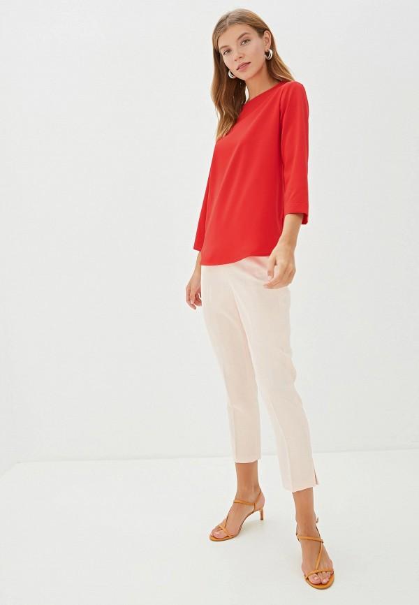Фото 2 - Блузу Froggi красного цвета