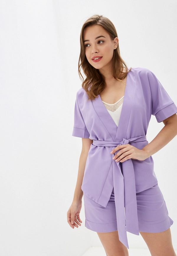 женский костюм avemod, фиолетовый