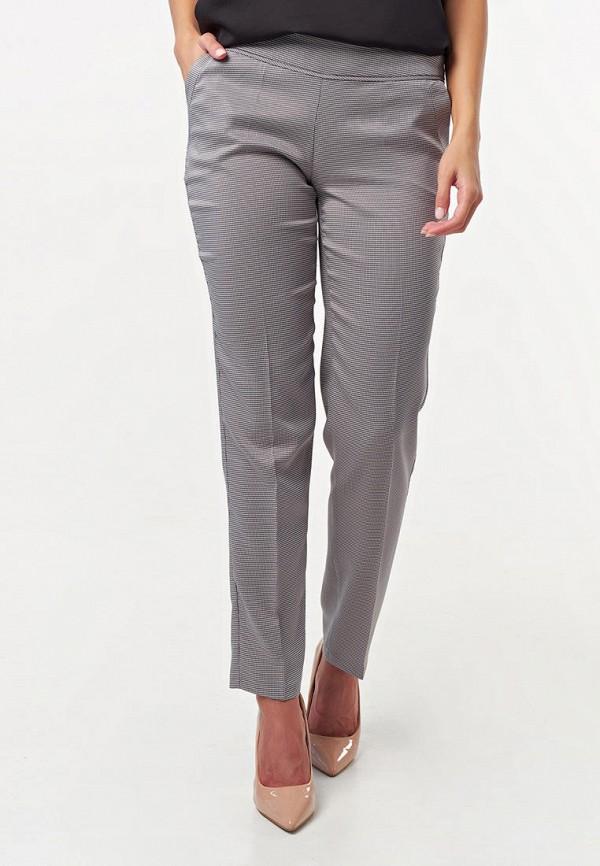 женские брюки fly, серые