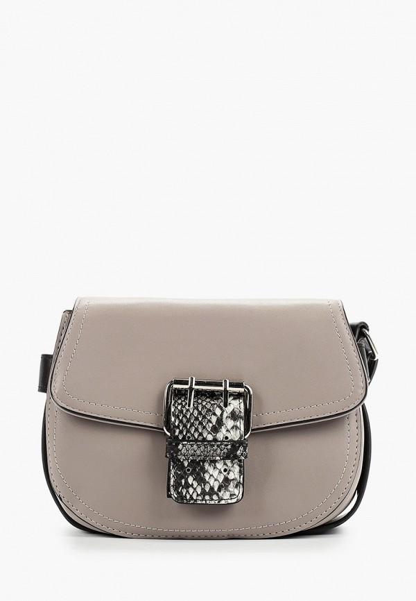 женская сумка vitacci, серая