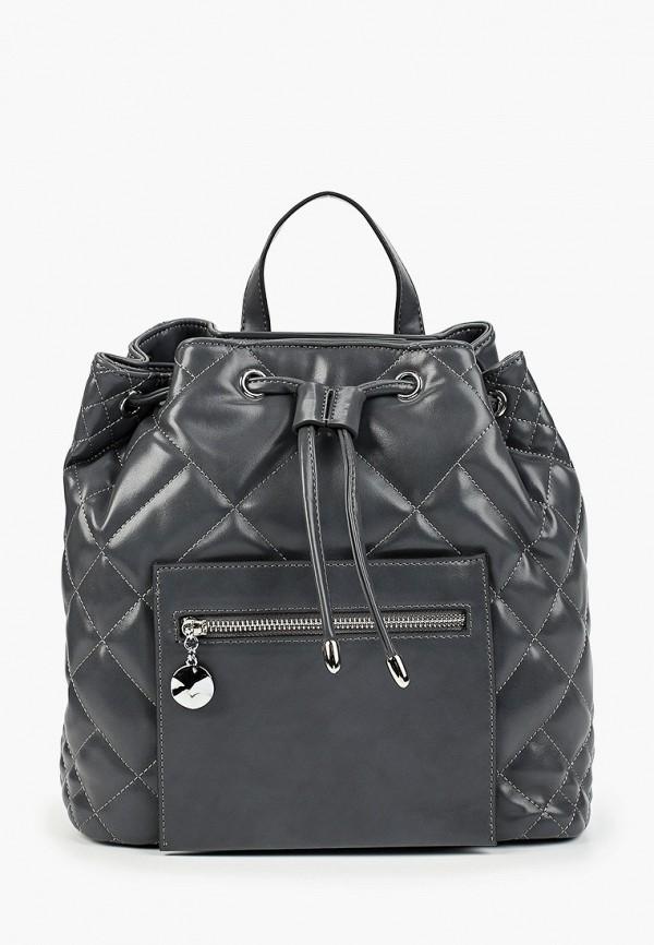 женский рюкзак vitacci, серый