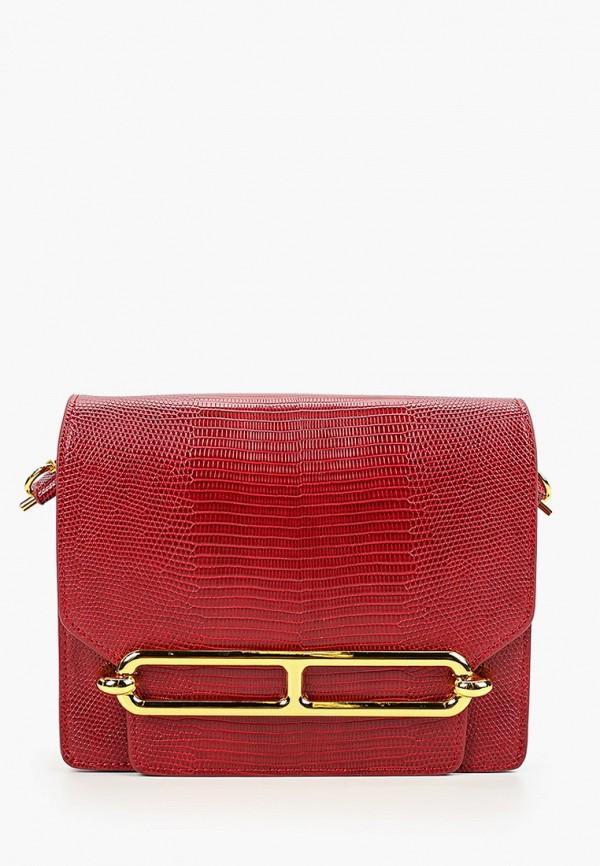женская сумка vitacci, красная