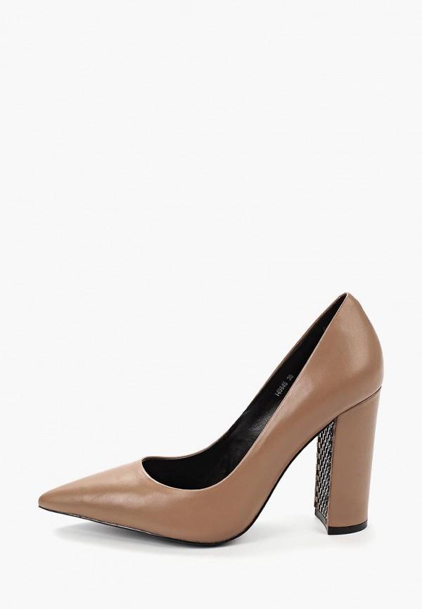 женские туфли vitacci, бежевые