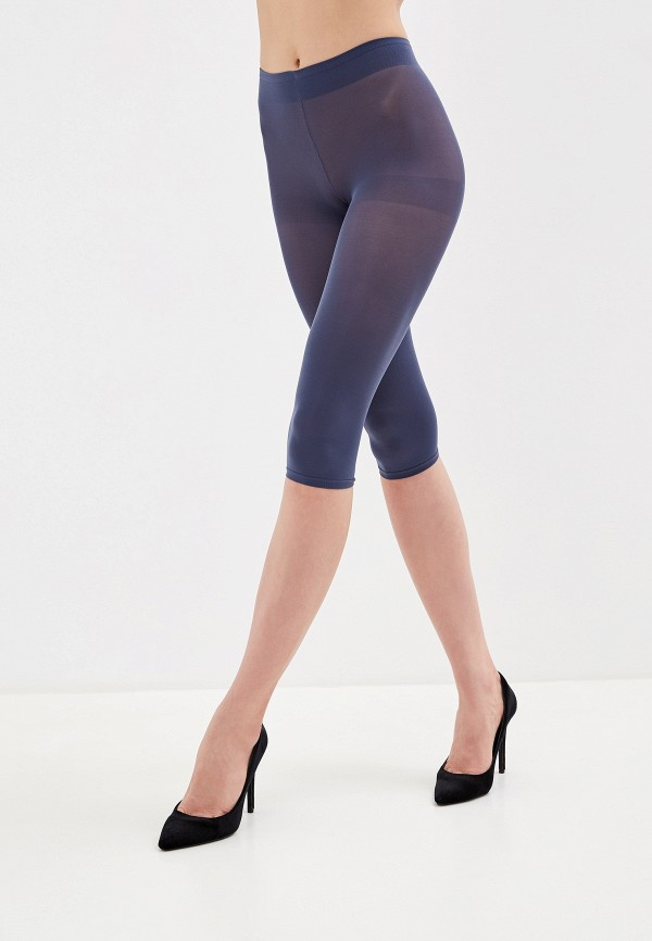 женские капри burlesco, синие
