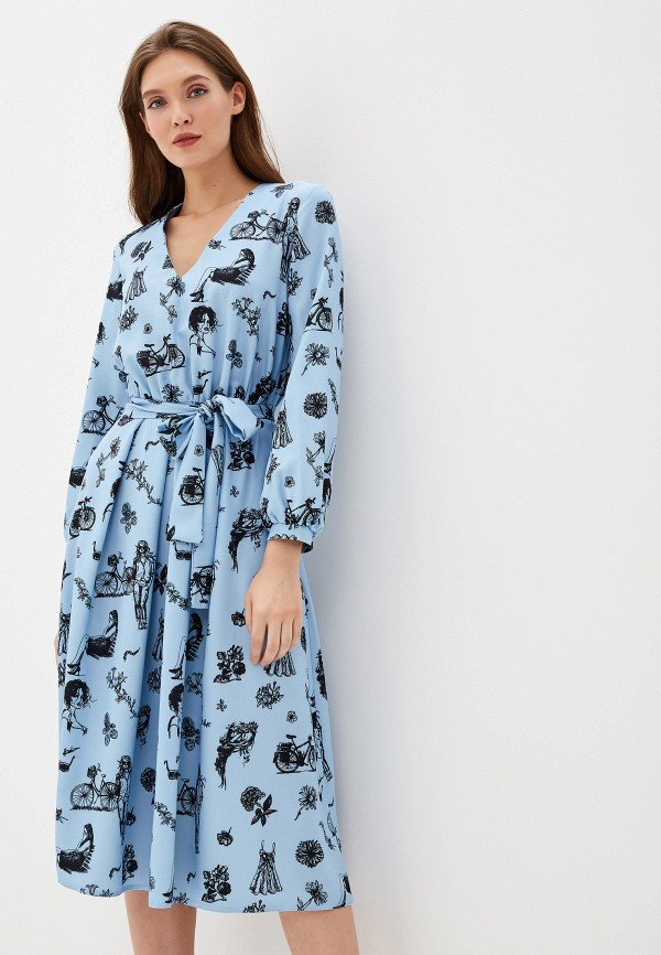 цена Платье D&M by 1001 dress D&M by 1001 dress MP002XW0RKAH онлайн в 2017 году