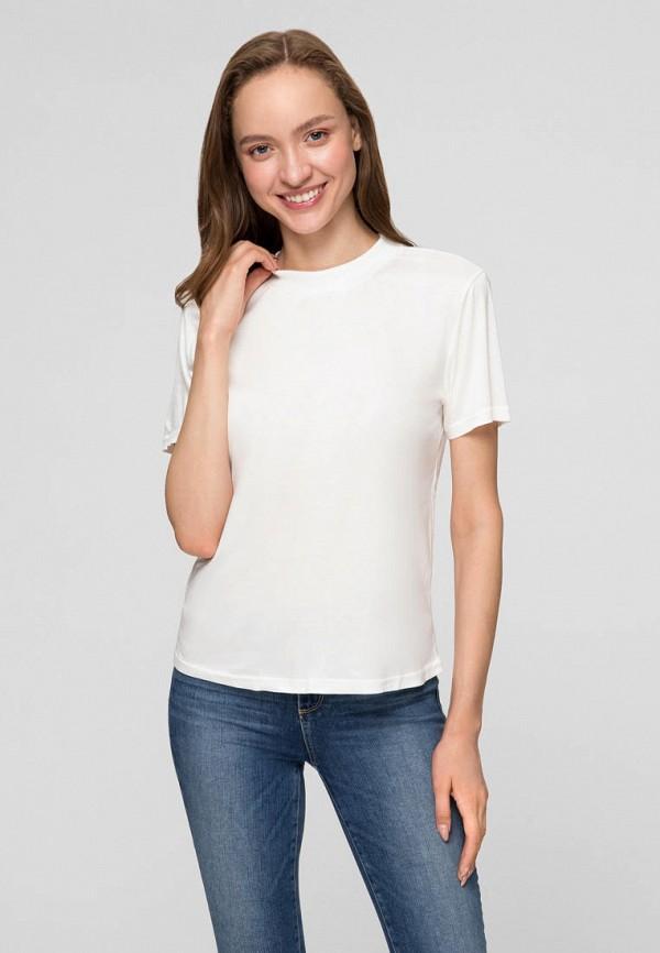 женская футболка minimally, белая