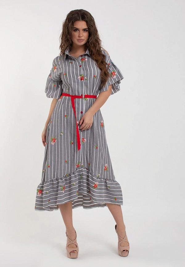 женское платье modna anka, черное