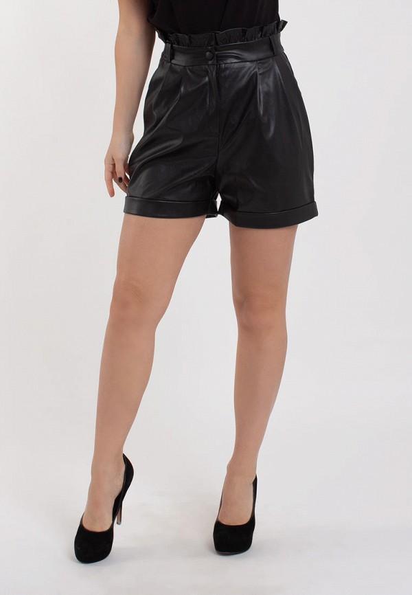 женские повседневные шорты modna anka, черные