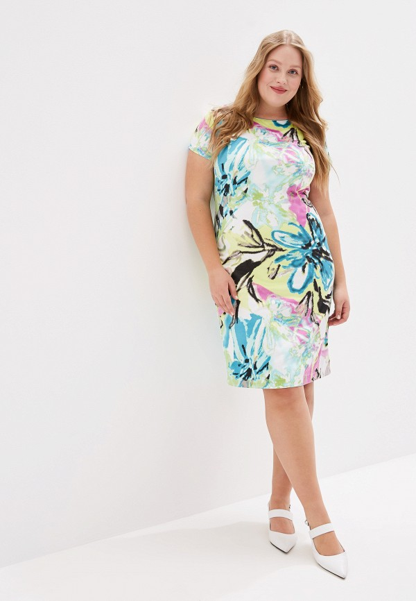 Платье Kis цвет зеленый  Фото 2