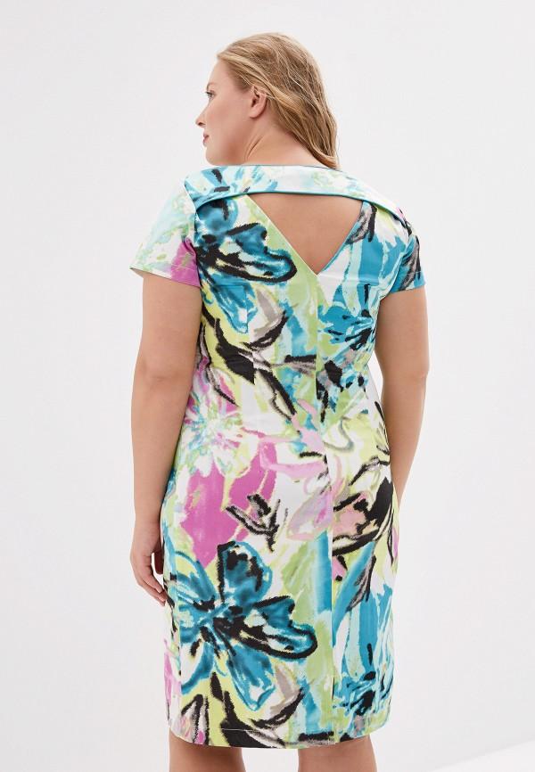 Платье Kis цвет зеленый  Фото 3