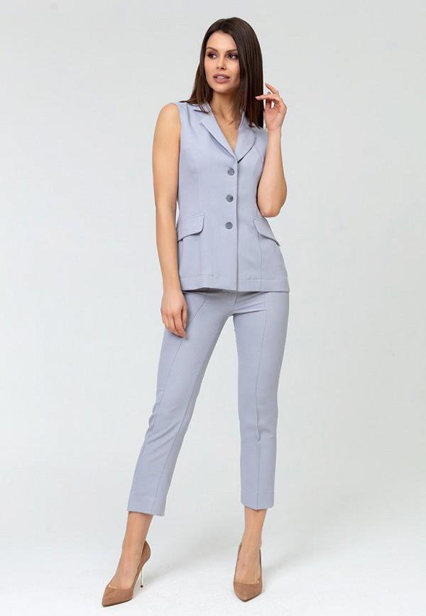 женский костюм lezzarine, серый