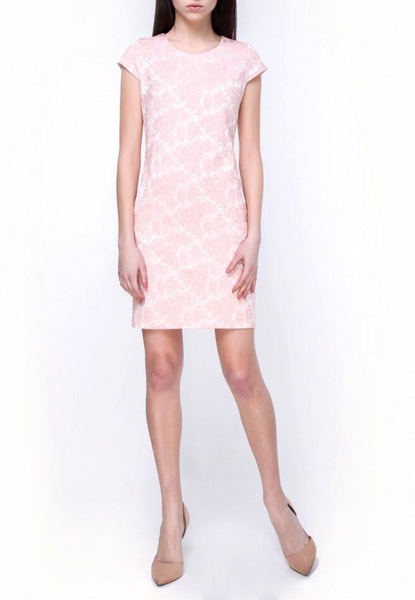 женское вечерние платье vergans, розовое