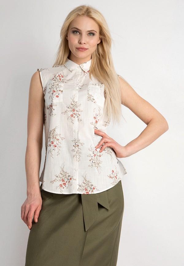 Купить Блуза Finn Flare, MP002XW0RSSX, белый, Весна-лето 2018