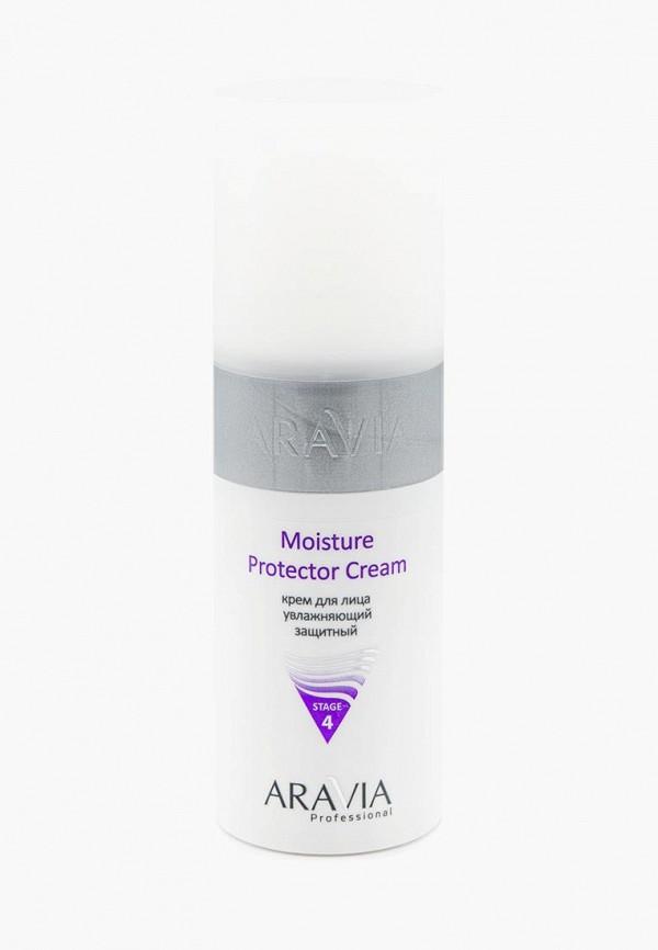 женская увлажняющие крем для лица aravia professional