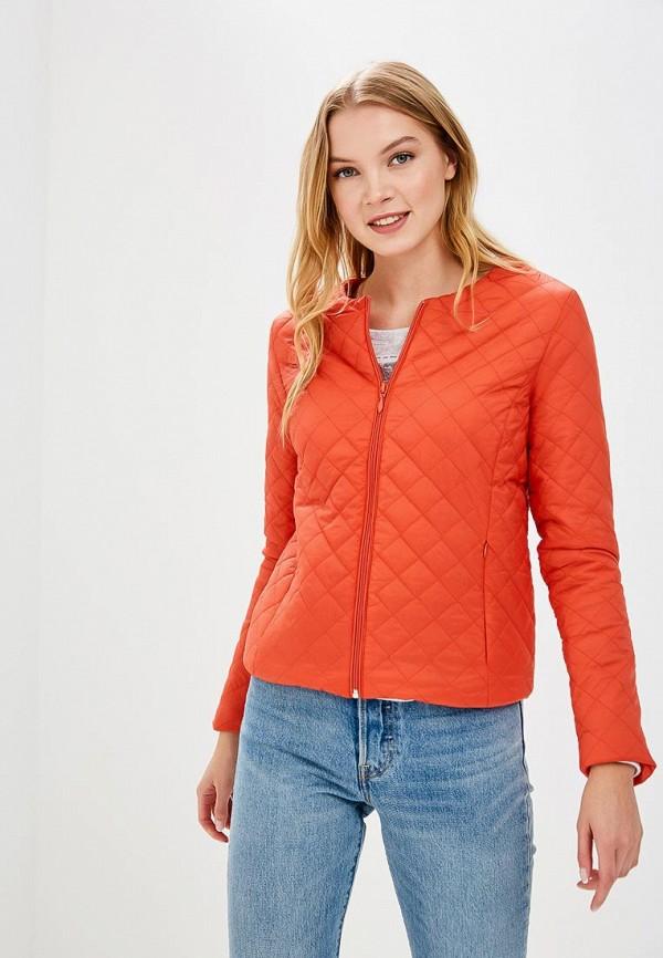 Купить Куртка утепленная Incity, mp002xw0ruid, оранжевый, Весна-лето 2018