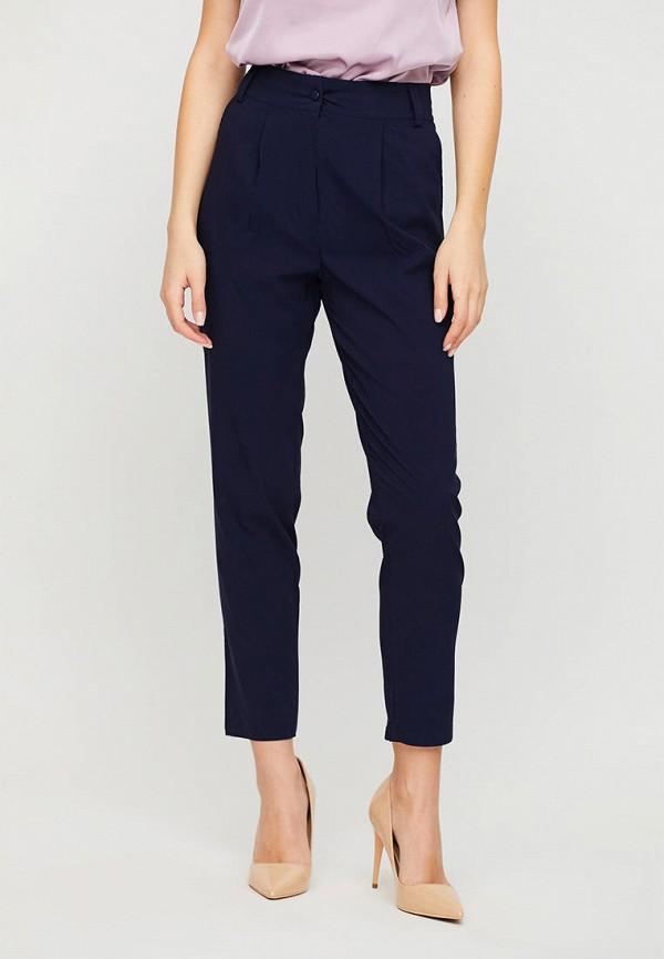 женские повседневные брюки karree, синие