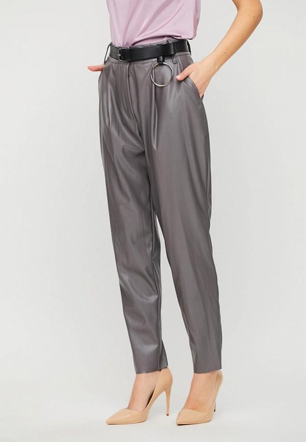 женские брюки karree, серебряные
