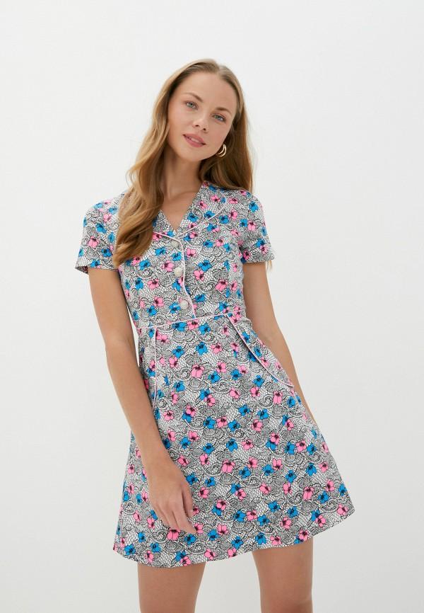 Платье Anika Kerimova Anika Kerimova  серый фото