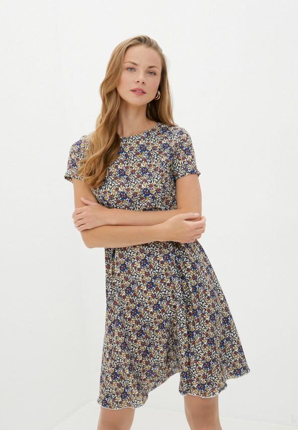 Платье Anika Kerimova Anika Kerimova  разноцветный фото