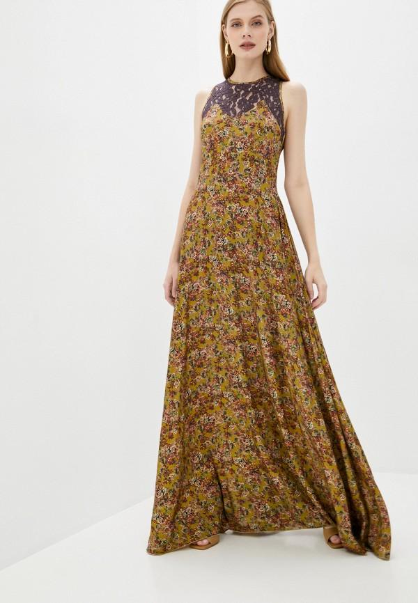 Платье Anika Kerimova Anika Kerimova  хаки фото