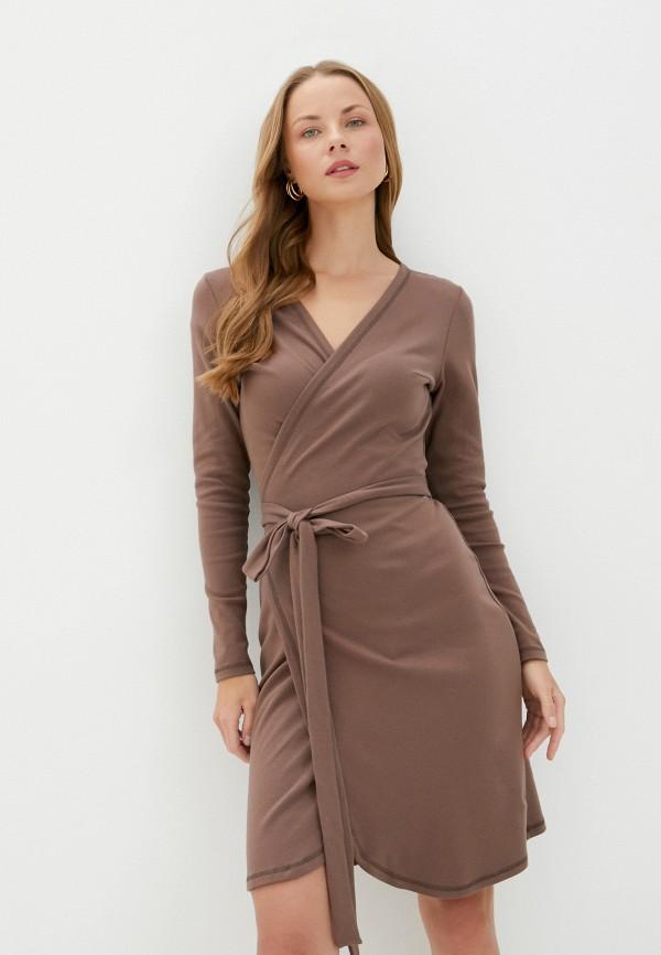 Платье Anika Kerimova Anika Kerimova  коричневый фото