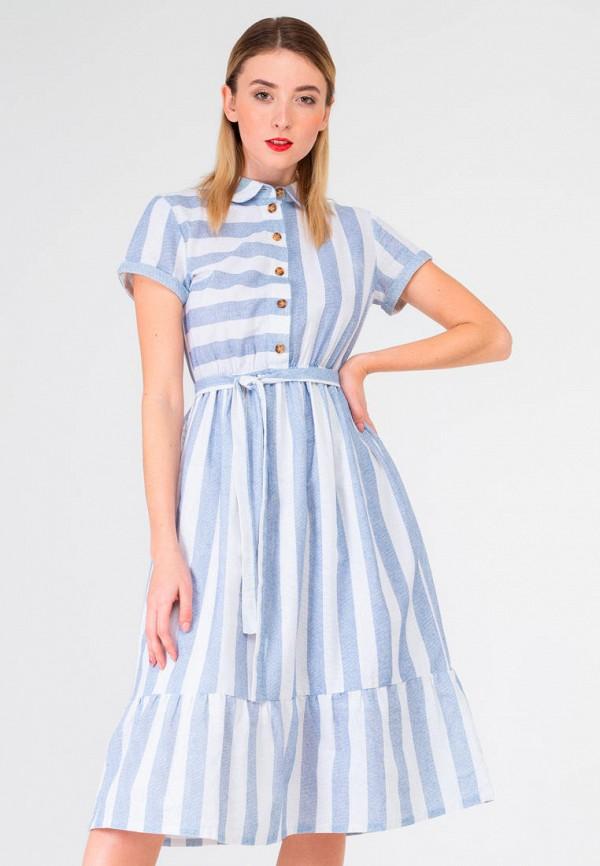 женское платье shtoyko, голубое