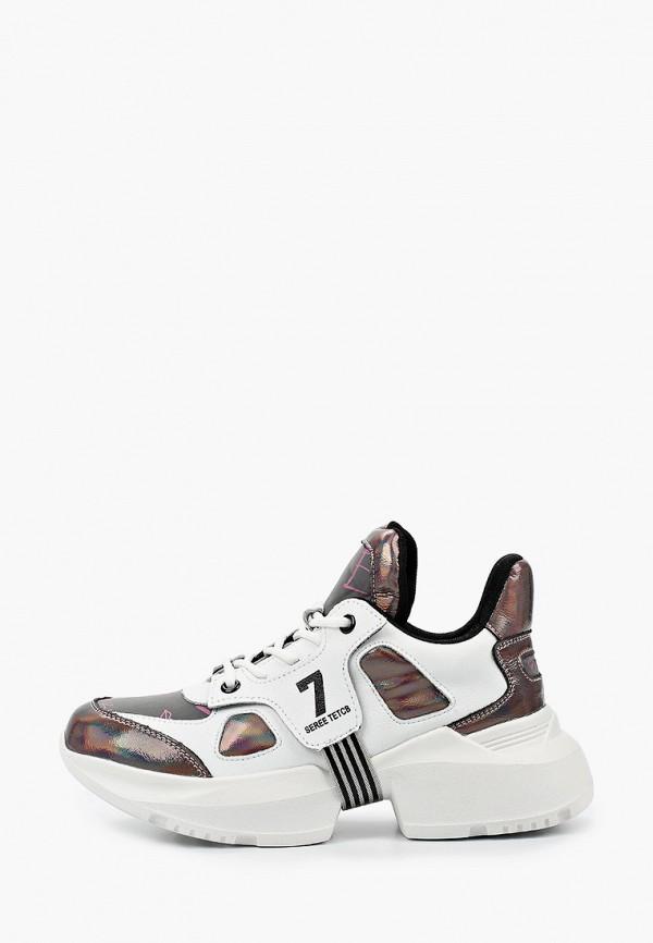 женские низкие кроссовки x-plode, коричневые