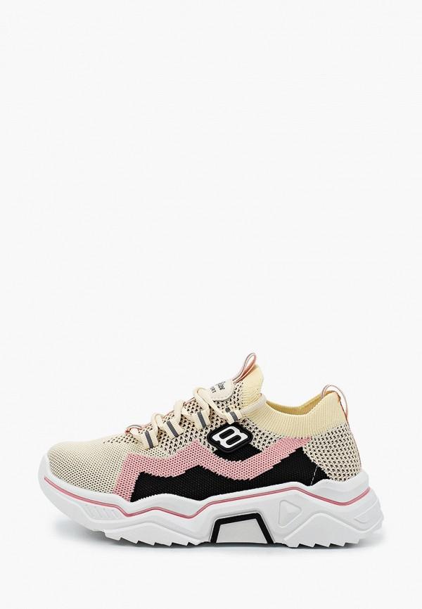 женские низкие кроссовки x-plode, бежевые