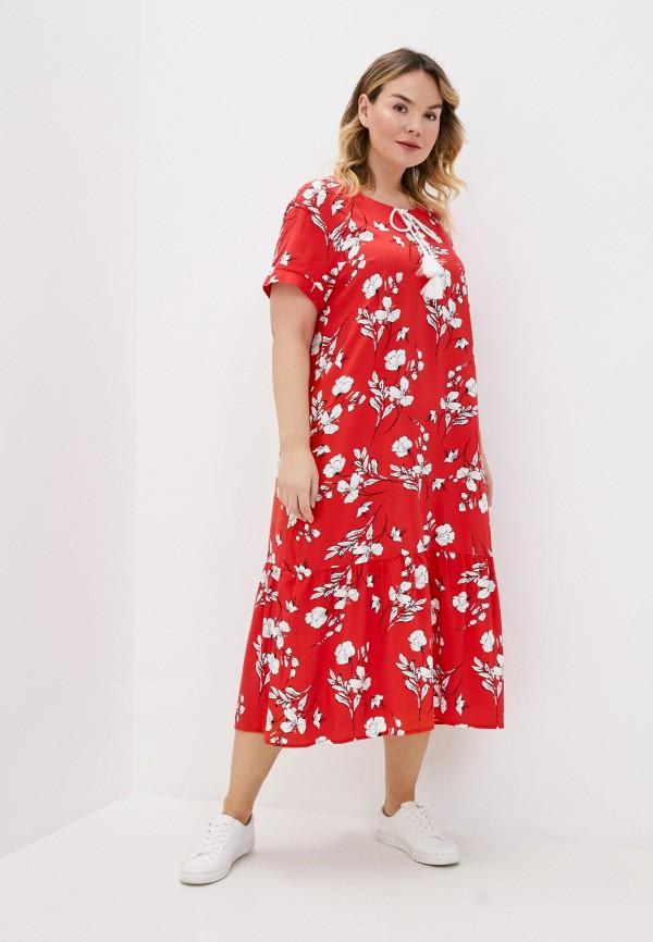 Платье Averistyle Averistyle  красный фото