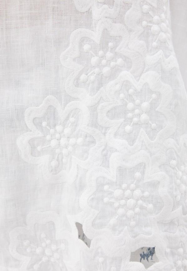Блуза Agenda цвет белый  Фото 4