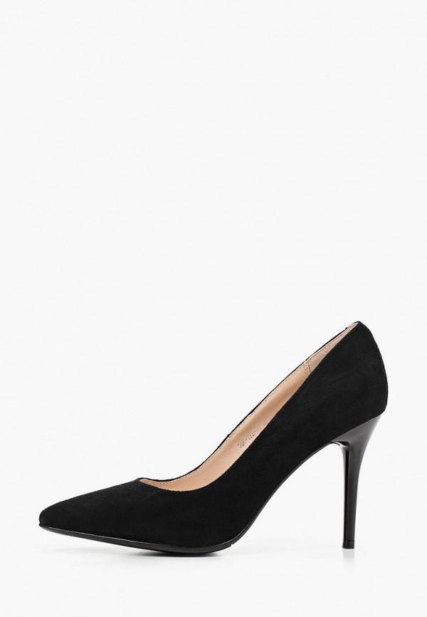 женские туфли-лодочки dino ricci, черные