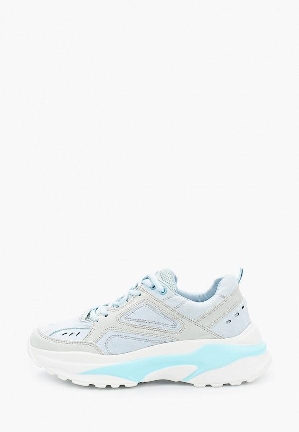 женские низкие кроссовки dino ricci, голубые