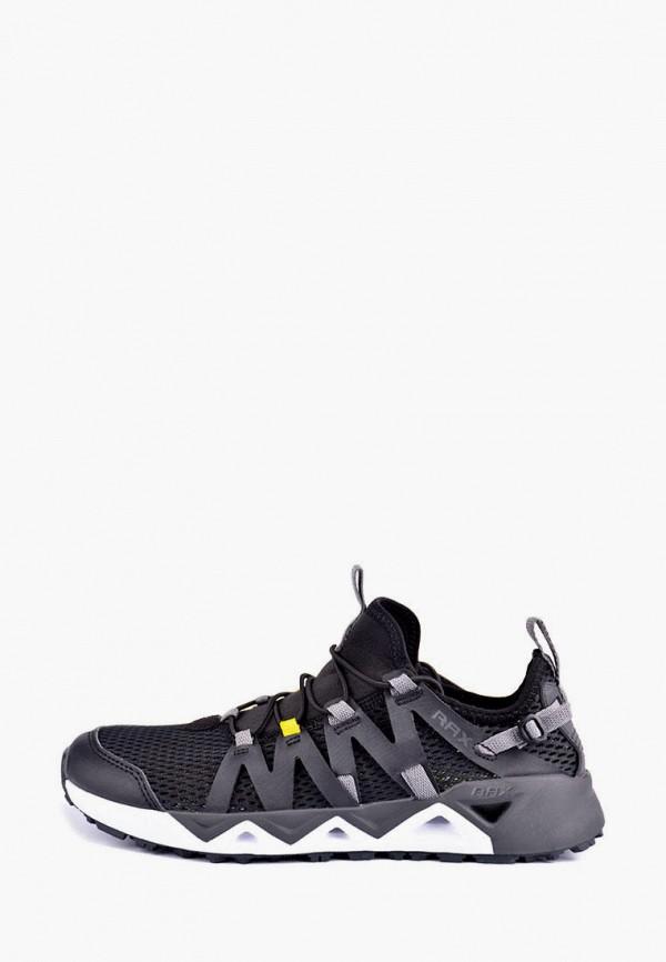 женские кроссовки rax, черные