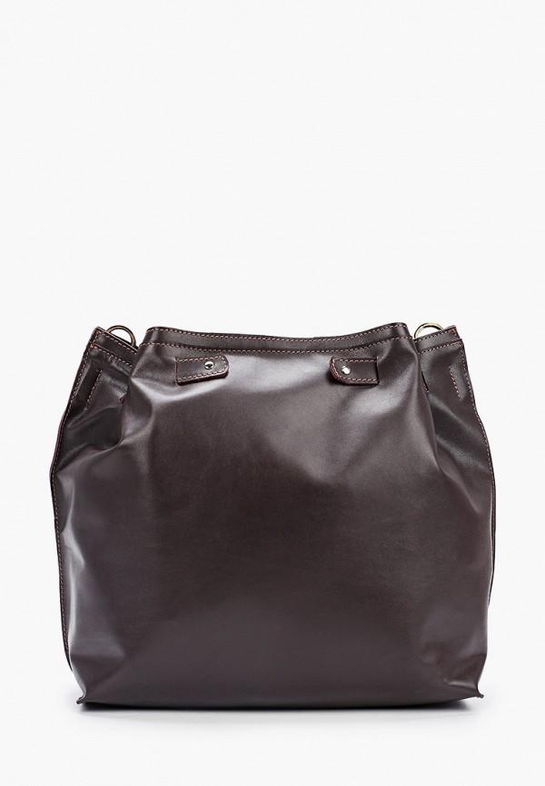 женская сумка с ручками lui lu, бордовая