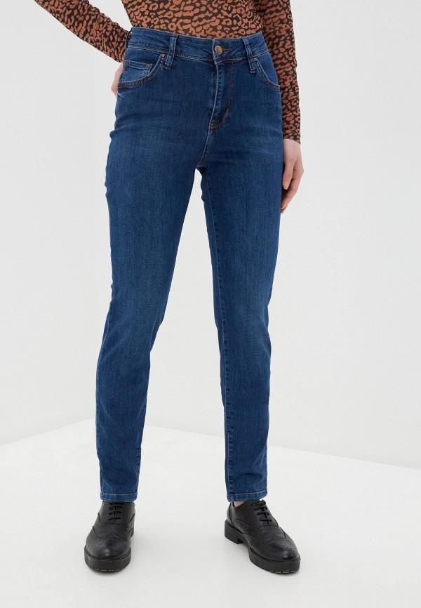женские джинсы скинни dairos, синие
