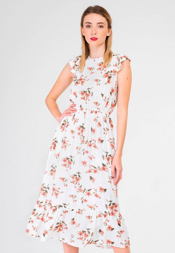 женское повседневные платье shtoyko, белое