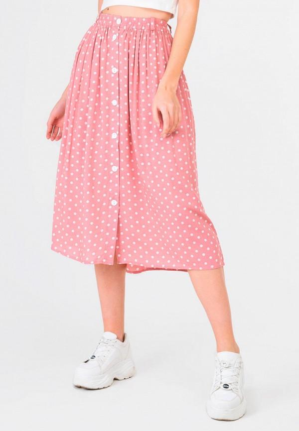 женская юбка shtoyko, розовая