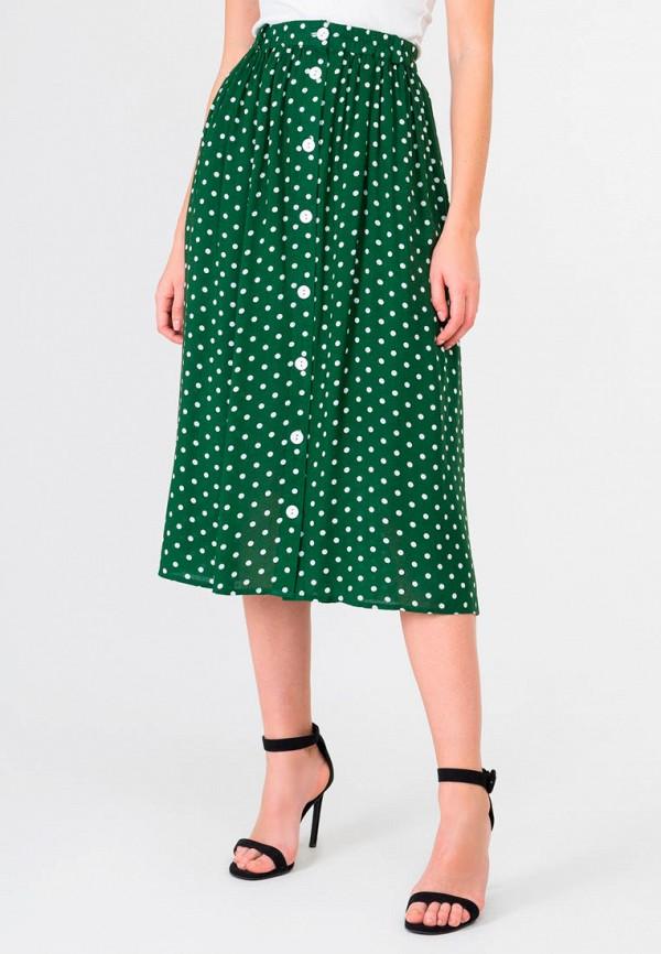 женская юбка shtoyko, зеленая