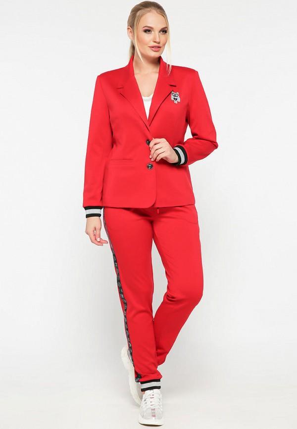 женский костюм vlavi, красный