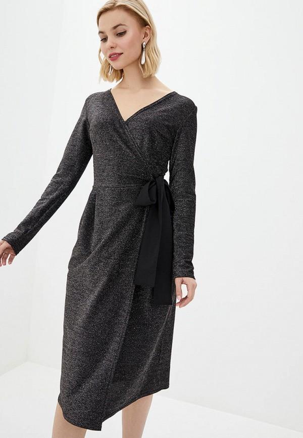 женское вечерние платье modniy oazis, серое