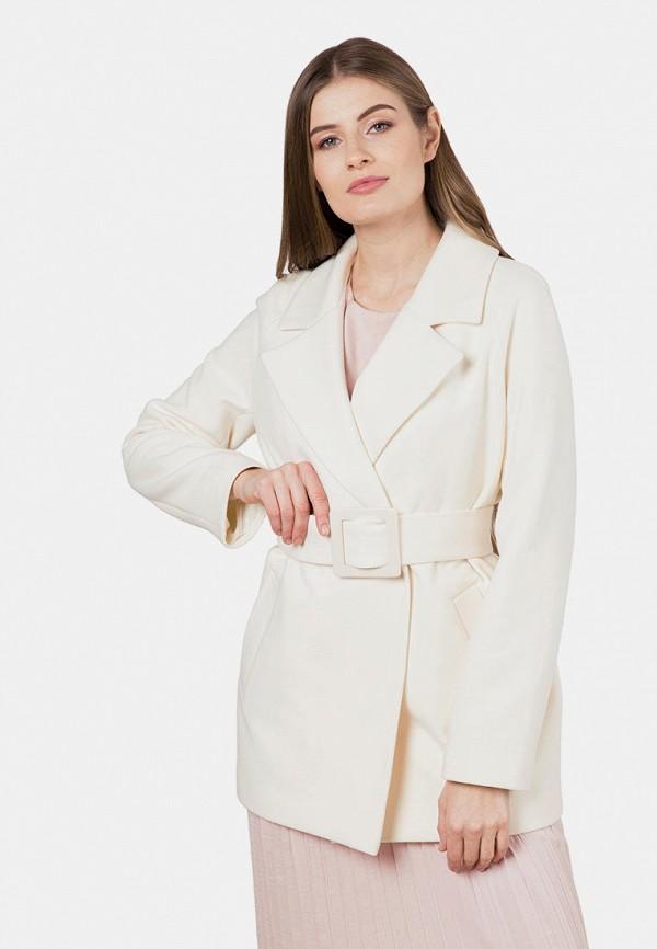 женское пальто mr520, бежевое