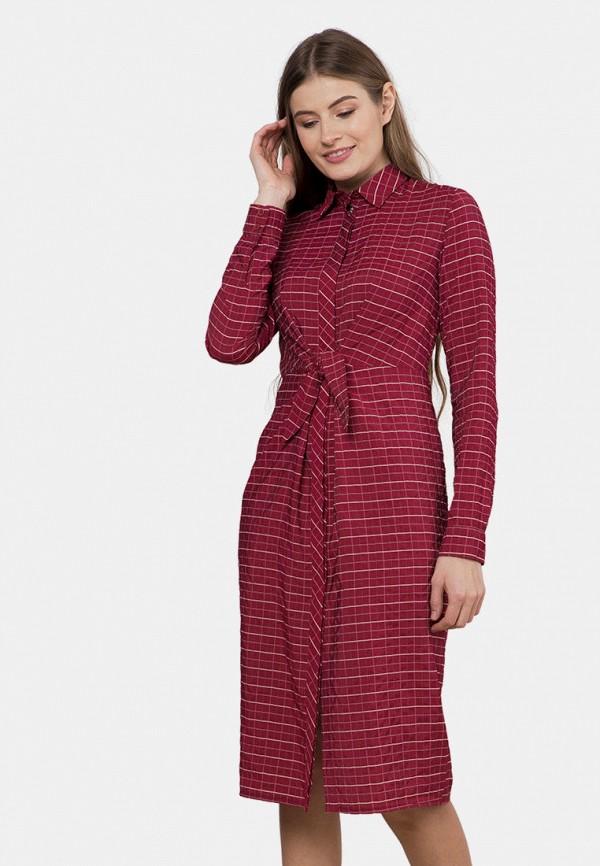 женское платье mr520, красное