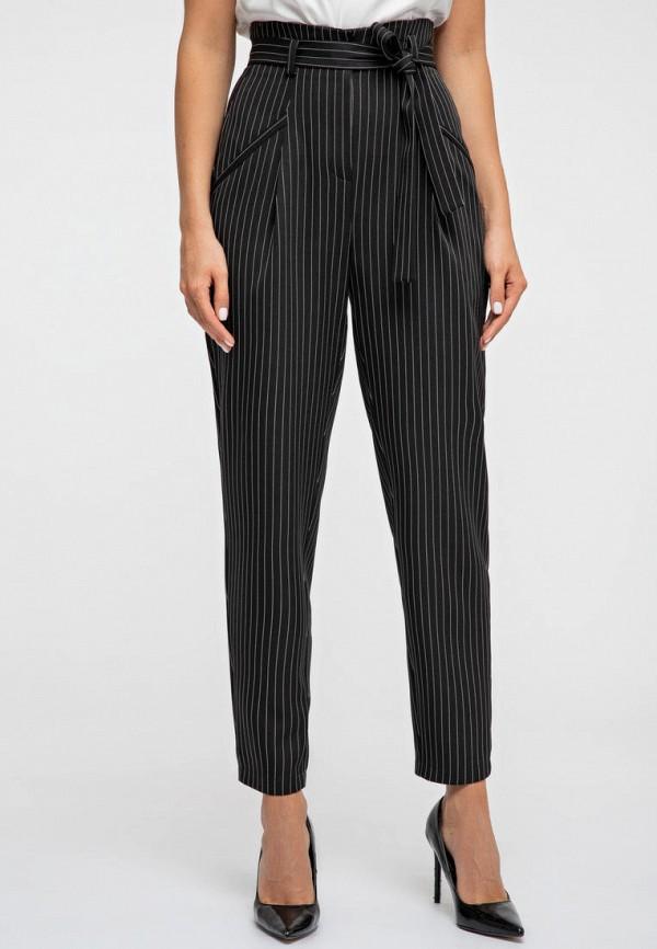 женские повседневные брюки itelle, черные