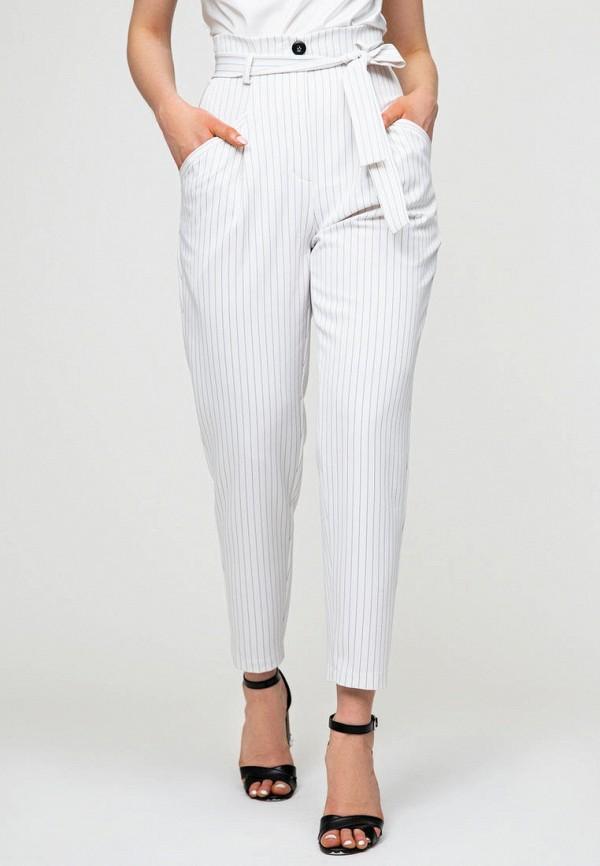 женские повседневные брюки itelle, белые